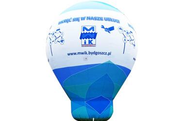 balon pneumatyczny alpha