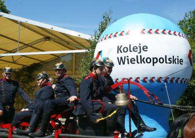 balon pneumatyczny koleje wielkopolskie