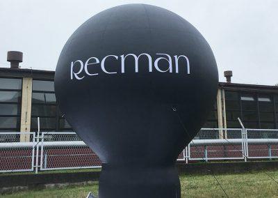 balon pneumatyczny recman-2