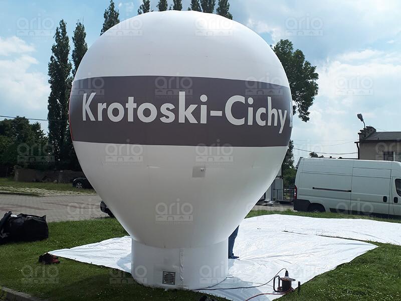balon pneumatyczny 3m