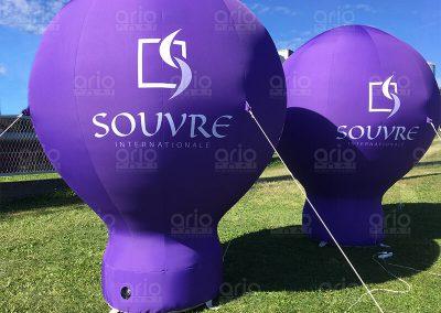balony pneumatyczne souvre